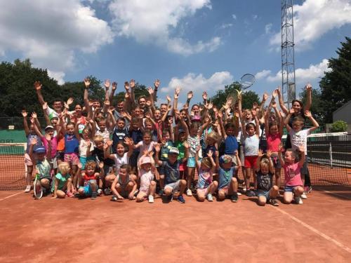 Tenniskamp juli 2017