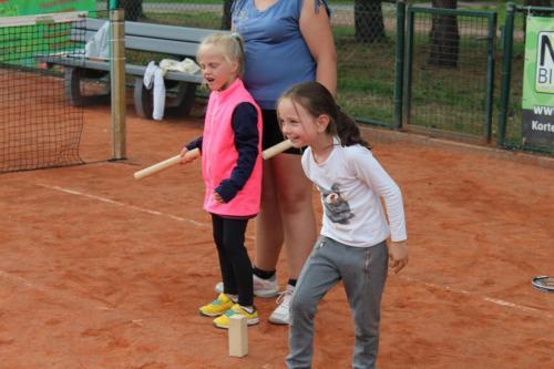 Tenniskamp augustus 2018