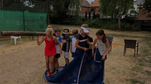 Tenniskamp juli 2018